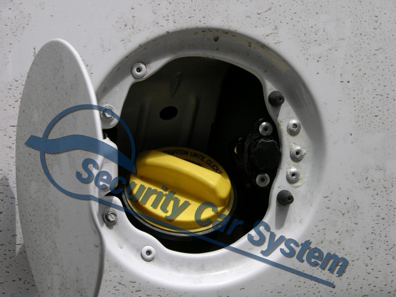 korek od gazu samochodowego